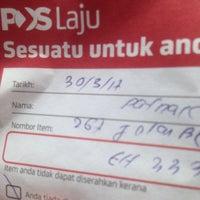 Pos Malaysia Cawangan Serahan Puchong Kantor Pos Di Puchong
