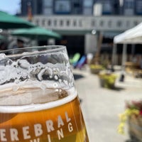 Photo taken at Cerebral Brewing by Brian L. on 9/5/2021