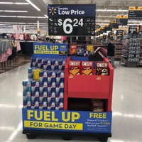 Walmart Supercenter - 485 Airport Hwy