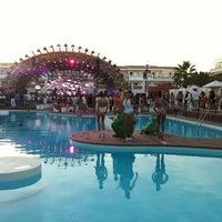 9/14/2012にLaura M.がUshuaïa Ibiza Beach Hotelで撮った写真