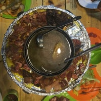 Photo Taken At Dapur Arang Corner Steamboat Amp Grill By Syakir J