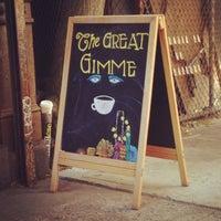 5/26/2013にjanelle g.がGimme! Coffeeで撮った写真