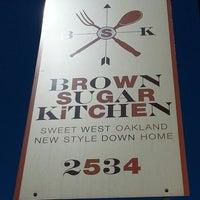 Foto diambil di Brown Sugar Kitchen oleh Raven J. pada 3/16/2013
