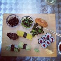 Das Foto wurde bei goko - japanisches restaurant von Marly S. am 7/3/2013 aufgenommen