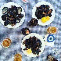 8/27/2016 tarihinde Buket E.ziyaretçi tarafından Chardaq Beach Bar Cafe Özdere'de çekilen fotoğraf