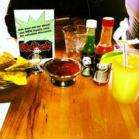 Photo taken at Blockheads Burritos by Ricardo J. S. on 3/20/2013