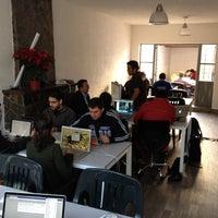 Foto tomada en WorkHub por Santiago Z. el 12/15/2012