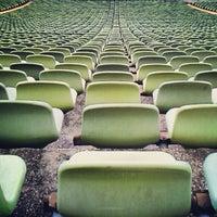 Foto tomada en Olympiastadion por Anton B. el 10/29/2013
