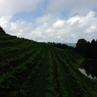 Das Foto wurde bei Blue Mountain Vineyards & Cellars von Robert L. am 8/3/2013 aufgenommen