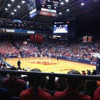 Foto tomada en UD Arena por Christina C. el 1/26/2013