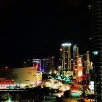 Photo taken at Casa Moderna Miami Hotel & Spa by Jordan R. on 11/25/2013