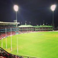 5/18/2013에 Peter W.님이 Sydney Cricket Ground에서 찍은 사진