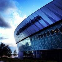 Снимок сделан в ACC Liverpool пользователем Mark M. 10/2/2012