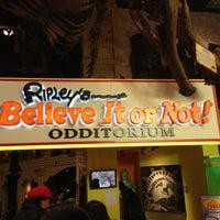 2/20/2013にJason B.がRipley's Believe It Or Not! Times Squareで撮った写真