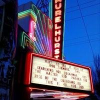 Снимок сделан в Laurelhurst Theater & Pub пользователем Posh P. 2/24/2013