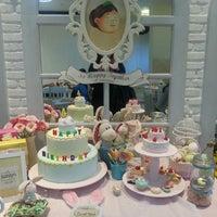 Das Foto wurde bei Nanny's Pavillon - Playroom von Nadia F. am 3/17/2013 aufgenommen