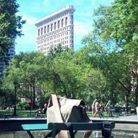 รูปภาพถ่ายที่ Madison Square Park โดย jose b. เมื่อ 8/5/2013