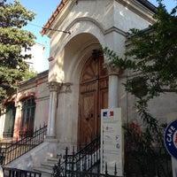 Photo prise au Fransız Kültür Merkezi par Mikhail S. le5/5/2013
