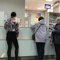 10/17/2017에 Mikhail S.님이 Почта России 115054에서 찍은 사진