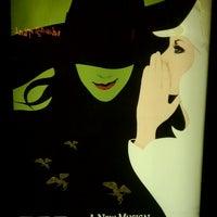 Das Foto wurde bei Gershwin Theatre von Kelly A. am 3/3/2013 aufgenommen