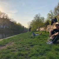 Das Foto wurde bei Bouleplatz am Ufer von Amelia am 4/18/2018 aufgenommen