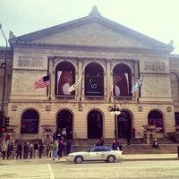 Das Foto wurde bei The Art Institute of Chicago von val m. am 4/6/2013 aufgenommen
