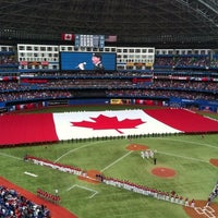 Photo prise au Rogers Centre par Georgia le7/1/2013