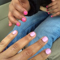 Photo Taken At Allure Nail Spa By Christina On