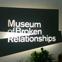 7/5/2016 tarihinde Simona S.ziyaretçi tarafından Muzej prekinutih veza | Museum of Broken Relationships'de çekilen fotoğraf