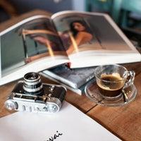 8/21/2015 tarihinde Envai Coffee Houseziyaretçi tarafından Envai Coffee House'de çekilen fotoğraf