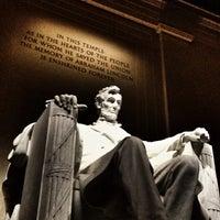 Photo prise au Mémorial Lincoln par Daniel S. le7/24/2013