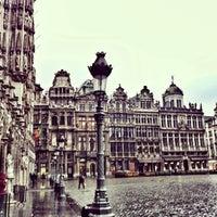 1/31/2013 tarihinde Advina R.ziyaretçi tarafından Grand Place / Grote Markt'de çekilen fotoğraf