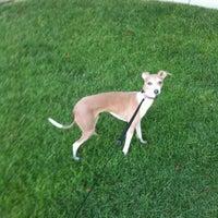 9/27/2012 tarihinde Jessica O.ziyaretçi tarafından Dog Park - Southern Highlands'de çekilen fotoğraf