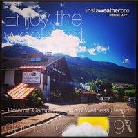 8/17/2014에 Dolomiti Camping Village &.님이 Dolomiti Camping Village & Wellness Resort에서 찍은 사진