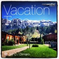4/9/2014에 Dolomiti Camping Village &.님이 Dolomiti Camping Village & Wellness Resort에서 찍은 사진
