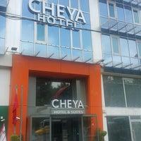 5/25/2018 tarihinde Şahin Mert B.ziyaretçi tarafından Cheya Hotel & Suites - BesIktas/Istanbul'de çekilen fotoğraf