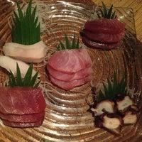Снимок сделан в Ryoshi Japanese Restaurant пользователем Marina . 1/11/2013