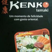 Foto tirada no(a) Kenko Temaki II por Diego A. em 2/1/2013
