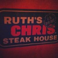 Foto scattata a Ruth's Chris Steak House - Clayton, MO da Richard V. il 3/14/2013
