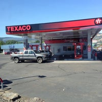Photo taken at Texaco by Michael L. on 7/23/2013