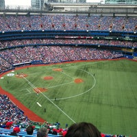 Photo prise au Rogers Centre par Jeff O. le7/1/2013