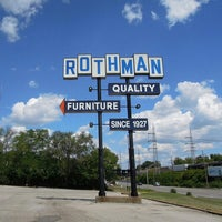 Photo Taken At Rothman Furniture By Matt K. On 1/23/2014 ...