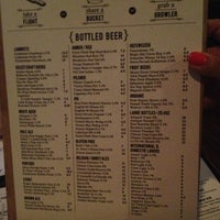 Foto scattata a Mudville Restaurant & Tap House da Gabi R. il 7/9/2013