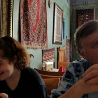 Photo taken at Bosphorus Istanbul Cafe by Susan G. on 7/1/2018