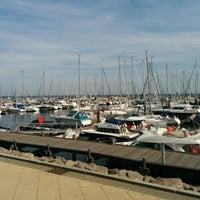 Das Foto wurde bei Bootshafen Kühlungsborn von Marc am 7/25/2014 aufgenommen