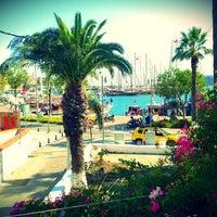 6/22/2013 tarihinde damla k.ziyaretçi tarafından Milta Bodrum Marina'de çekilen fotoğraf