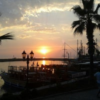 6/26/2013 tarihinde Simge V.ziyaretçi tarafından Liman Restaurant Lounge Club'de çekilen fotoğraf