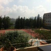 8/16/2013 tarihinde Erdem K.ziyaretçi tarafından İTÜ Tenis Kortları'de çekilen fotoğraf