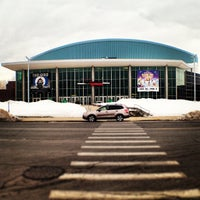 Photo prise au SNHU Arena par Subaru of New England le1/9/2013