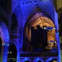 9/26/2012에 Paul V.님이 Exeter Cathedral에서 찍은 사진